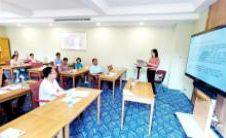 民银国际举办国内外商标使用管理知识培训会