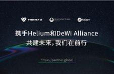 携手Helium和DeWi Alliance,共建未来,我们在前行